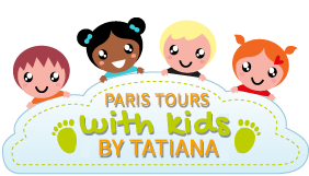 Paris Tours with kids